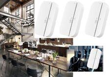 3x WOOX R4966 Tür- + Fenster- Sensor mit Sabotage- Kontakt, ALEXA+Google+freeAPP