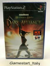 BALDUR'S GATE DARK ALLIANCE  - SONY PS2 - NUOVO SIGILLATO NEW SEALED PAL VERSION