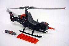 """GI JOE COBRA FANG Vintage 9"""" Action Figure Vehicle Gyrocopter COMPLETE 1983"""