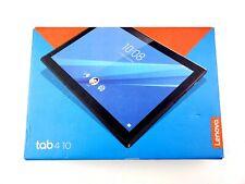 Lenovo Tab 4 10.1 Android Tablet SnapDragon 425 2GB RAM 16GB Storage Wifi #13940