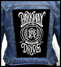 PARKWAY DRIVE - Logo  --- Huge Jacket Back Patch Backpatch