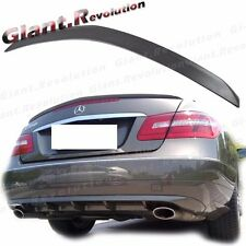 Painted 10-14 Benz C207 W207 E-Coupe 2D E250 E350 E550 A Type Trunk Deck Spoiler