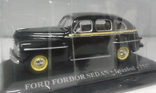 FORD FORDOR SEDAN ISTANBUL 1947 TAXI COLLECTION ALTAYA IXO 1/43