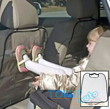 Car Back Seat Cover Kids Travel Sheet Protector Baby Toddler Child Anti Kick Mat