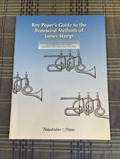 Roy Poper's Guide to the Brasswind Methods of James Stamp