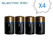 4x Duracell CR2 DLCR2 ELCR2 3V Ultra Lithium Batteries EXP2027
