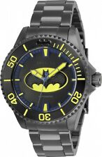 Invicta Men's 26903 'DC Comics' Batman Automatic  Gunmetal Stainless Steel Watch