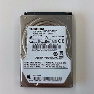 """500GB 5400RPM 2.5"""" Apple Original Hard Drive"""