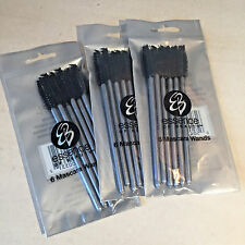 3 Essence of Beauty 6 pack Mascara Wands