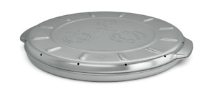 Reusable Aluminium Pizza Box 14 inches round Pizza Take away Reuse Delivery