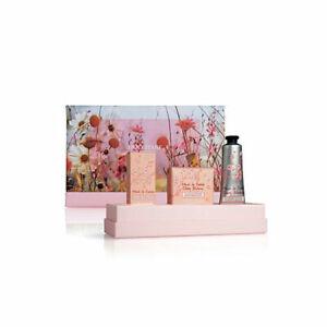 L'Occitane Cherry Blossom Trilogy 3 Piece Set - Body & Bath Gift Pack