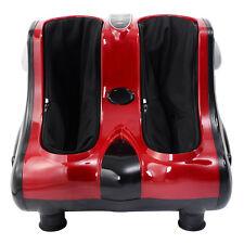 Deluxe Electric Circulation Foot Leg Massager Shiatsu Blood Massage Machine