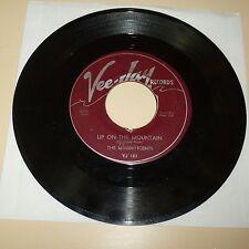 DOOWOP 45 RPM RECORD - THE MAGNIFICENTS - VEEJAY 183