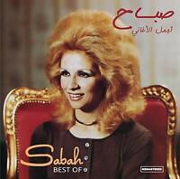 Sabah (Artist) - The Best Of -   CD Arabic Music    19