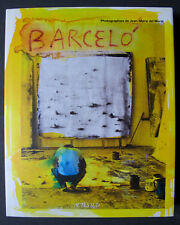 MIGUEL BARCELO DEL MORAL ACTES SUD EO FIRMADO SIGNE SIGNED   / TAPIES DUBUFFET