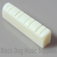 Bone mandolin top nut eight string 28mm x5mm x7.4mm