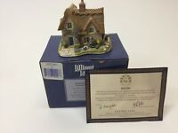 HTF LILLIPUT LANE LITTLE LUPINS COTTAGE   Boxed with Deeds