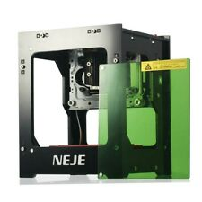 NEJE DK-8-KZ 1000mW Mini-Laser Graviermaschine DIY Elektro-Minidrucker  NEU
