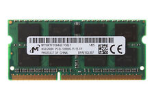 Micron 8GB Laptop Memory 1.35V DDR3L-1600 MHz PC3L-12800S CL11 204PIN SODIMM RAM