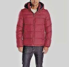 $225 TOMMY HILFIGER Men Puffer Jacket~Med~Ultra Loft Wind...