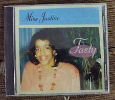 MISS JUSTINE Tasty CD late-90's jazz-vocals Dreambox Media