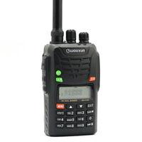 Wouxun KG-UV6D 4M/2M 66-88/136-174 MHz Dual Band BOS Hand Funkgerät 199 CH IP55