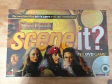 SCENE IT DVD GAME PIRATES OF THE CARIBBEAN DEAD MEN TELL NO TALES