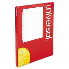 Top Load Clear Poly SHEET PROTECTORS 100ct 8.5x11 photo office presentation file