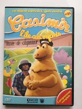 COLLECTION CASIMIR DVD N°36 ... L'ÎLE AUX ENFANTS .. 3 PROGRAMMES COMPLETS