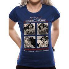 Camisas y tops de mujer de color principal azul 100% algodón talla M