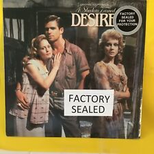 A Streetcar Named Desire Soundtrack By Hamlisch LP FACTORY SEALED
