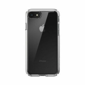 SPECK PRESIDIO For iPhone SE 2020/ 8 - Perfect Clear