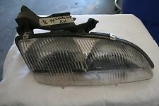 96-99 Chevrolet Cavalier RH Passenger Side  Headlight Assembly OEM