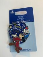 HKDL The Happiest Place On Earth 2019 Mickey Sorcerer Hong Kong Disney Pin LE B