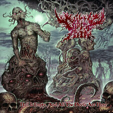 CORPSE COOK(China)‎–Hell Is Empty, And All the Devils Are.. CD2014(Brutal Death)
