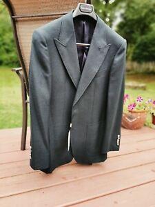 BNWT Most Recent SuitSupply Washington Patch Dark Blue Wool Blazer Jacket 40 R