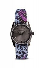ZVF206 Black / Multicolor Cloth Bracelet Watch by Zadig & Voltaire UNISSEX
