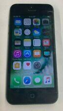 Apple iPhone 5  32GB - BLACK -  (AT&T) A1633 (CDMA + GSM)