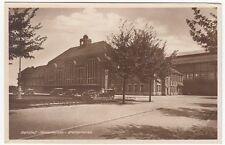 Ansichtskarten aus Bremen mit dem Thema Eisenbahn & Bahnhof