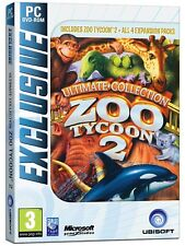 Zoo Tycoon 2 Ultimate Collection (PC DVD) Brand New / Factory Sealed Item