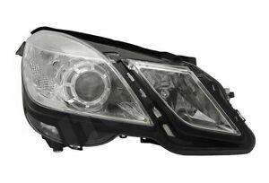 Mercedes Benz E-Class W212 2009-2013 Halogen Headlight Front Lamp RIGHT TYC LHD