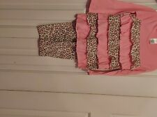 3t girls outfit, pink, long sleeve