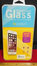 "Tempered Glass Screen Protector 4.7"" for IPhone 6 ....Buy It Now Special !!!"