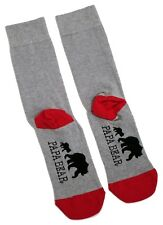 Para Hombre Papá Oso Lindo Papá calcetines UK Size 6-11/39-46 euros/USA 7-12