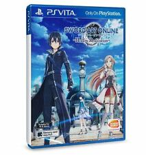 Sword Art Online Hollow Realization PS Vita Game (English) Physical BRAND NEW