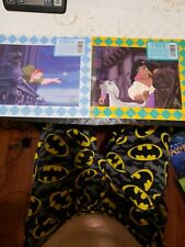 DISNEY STORE SPECIAL 2 LIMITED THE HUNCHBACK OF NOTRE DAME LITHO - NEW