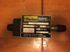 Parker Directional Control Valve D3W8CNYC 14