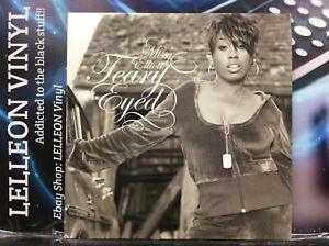 """Missy Elliott Teary Eyed 12"""" Single Vinyl Record AT0215T Rap Hip Hop 00's"""