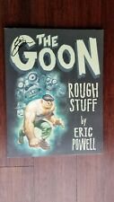"""2002 THE GOON """"Rough Stuff"""" SIGNED by Eric Powell VF/NM Albatross SC 1st Edition"""