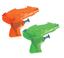 2 Pack Mini Water Guns Squirt Pistols Set For Outdoor Pool Fun